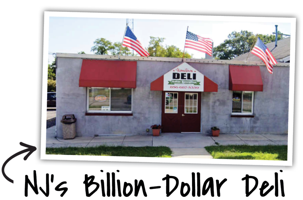 The Hometown Deli in New Jersey