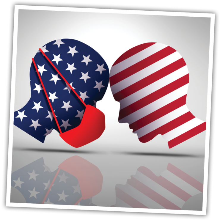 America's Mask Face-Off